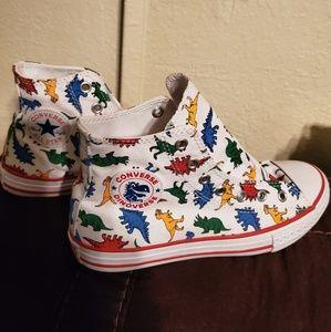 Converse Dinoverse Kids Hightop Sneakers